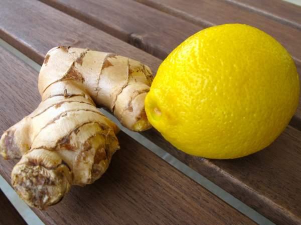 Лимон и имбирь: работают на жиросжигание?!