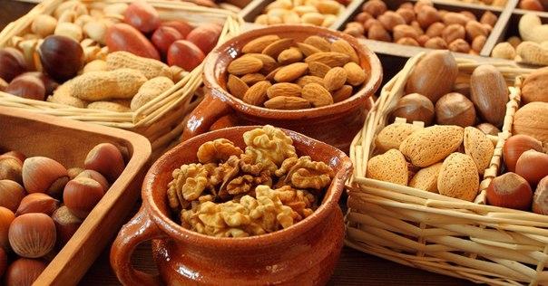 Внимание - на орехи