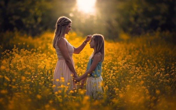 Как быть хорошей матерью и женой?